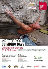 Arc'teryx Climbing Days (Anfänger)@Kongresszentrum Forum