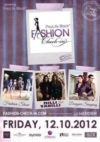 Fashion Check-in