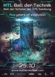 Ball der Technik 2012 - 5 Years Of Evolution