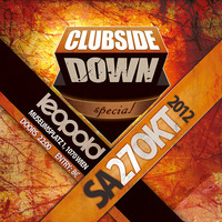 Clubside Down Special@Café Leopold