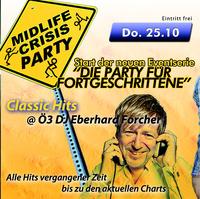 Midlife Crisis Party - Die Party für Fortgeschrittene
