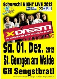 Schorschi Night Live 2012