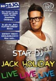Star-DJ Jack Holiday Live@Disco Bel