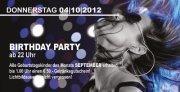 Birthday Party@A-Danceclub