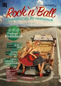 Rock`n`Ball - Maturaball des BG Vöcklabruck