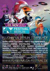 FLY BerMuDa 2012@Flughafen Berlin Tempelhof
