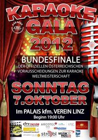 Karaoke Gala 2012