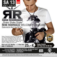 Rene Rodrigezz Welcome To Vulcano