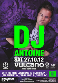 DJ Antoine Live@Vulcano