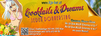 Cocktails & Dreams@Q[kju:] Bar