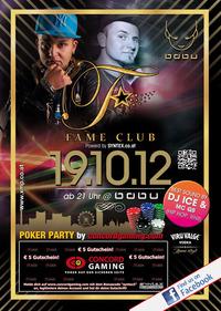 Fame Club Mit Dj Ice & Mc Qb