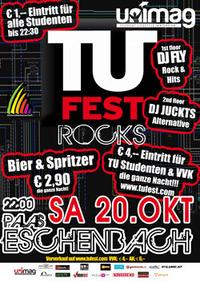 TU Fest @Palais Eschenbach