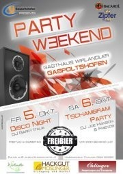 Party Weekend der Lj Gaspoltshofen
