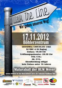 Walk the line- Wir gehen unseren Weg