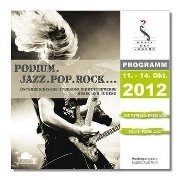 Bundeswettbewerb Podium.jazz.pop.rock... 2012@Messezentrum