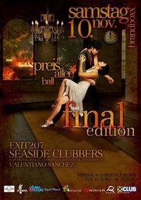 Preis-Allee Ball - Final Edition@Brandboxx