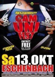 Cam Unifest Semesteropening