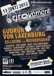 Groovement - Gudrun von Laxenburg, Zellkern, Wickedsquad@Hofkirchen an der Trattnach