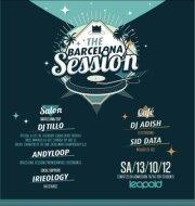 The Barcelona Session feat. Dj Tillo & Andyloop@Café Leopold