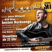 Rox Unplugged - Field of Joy@Rox Musicbar Wien