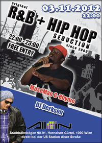 R&b + Hip Hop Seduction @All iN Club