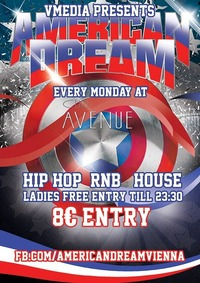 American Dream@Club Avenue