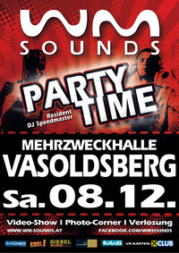 WM-Sounds Partytime
