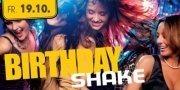 Birthday Shake