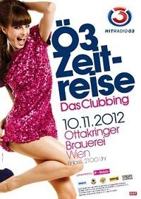 Ö3-Zeitreise 2012 - Das Clubbing!