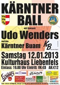 Kärntnerball 2013@Kulturhaus