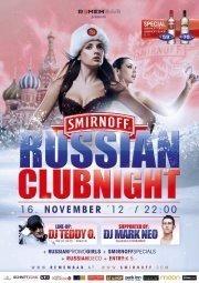 Smirnoff Russian Clubnight