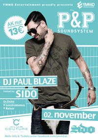 P & P Soundystem hosted by Sido @Club Couture