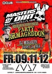 Masters Of Dirt - Party Armageddon