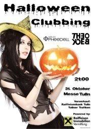 Halloween Clubbing 2012