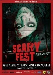 Scaryfest 2012 - Vienna's spookiest Halloween Party