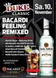 Duke Bacardi Feeling Remixed