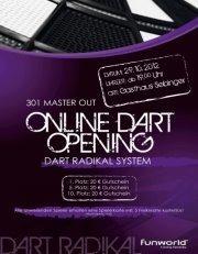Online Dart Opening