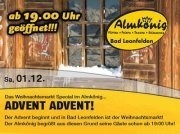 Advent Advent@Almkönig