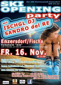 Ski Opening Party@Volksheim