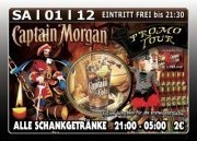 Captain Morgan Promo Tour@Excalibur