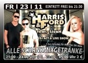 Harris & Ford feat. LisaH@Excalibur