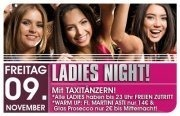 Ladies Night - Mit Taxitänzern