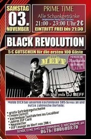 Black Rebvolution with DJ MEFF