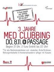 3 Jahre Med Clubbing@Babenberger Passage