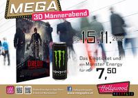 3D Männerabend: Dredd
