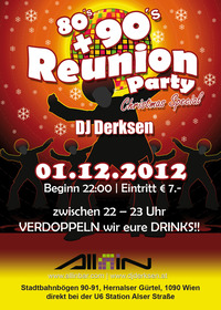 80's + 90's Reunion Party | Christmas Special @All iN