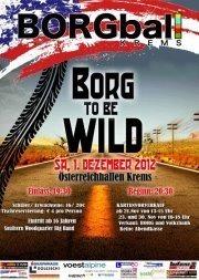 Borg to be Wild - Maturaball des Borg-Krems