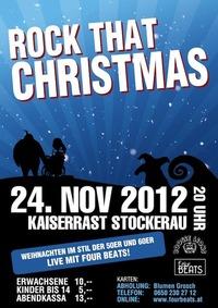 Rock That Christmas - Weihnachte im Stil der 50er und 60er Jahre@Kaiserrast Stockerau