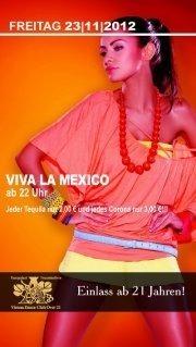 Viva La Mexico@A-Danceclub