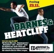 Barnes & Heatcliff und Lederhosenball